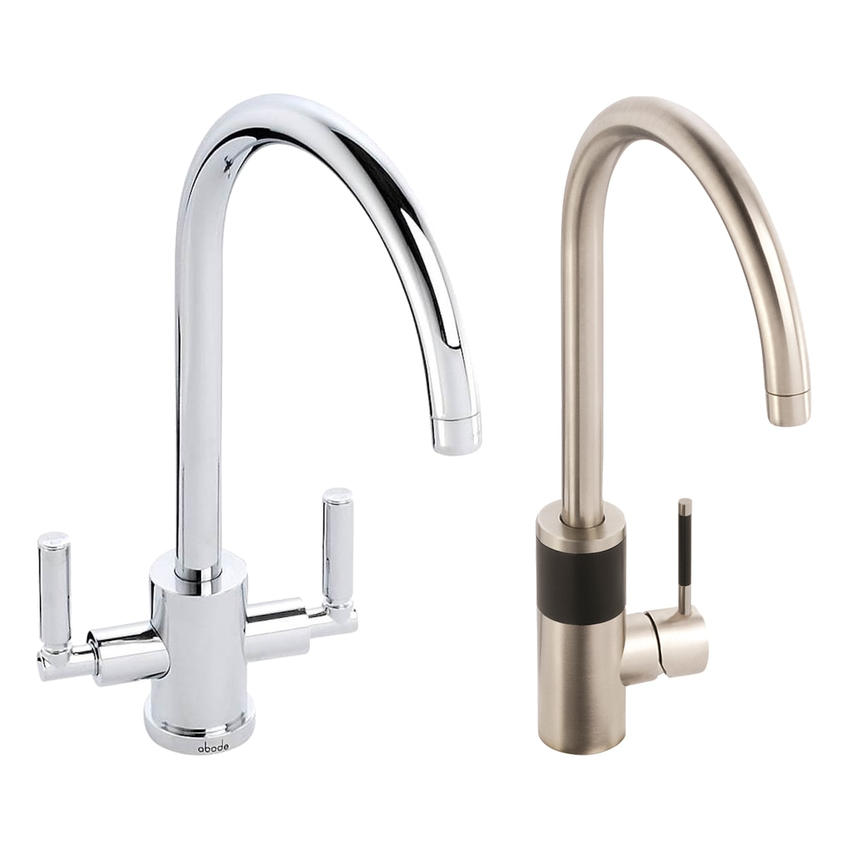 3 Way Water Filter Taps