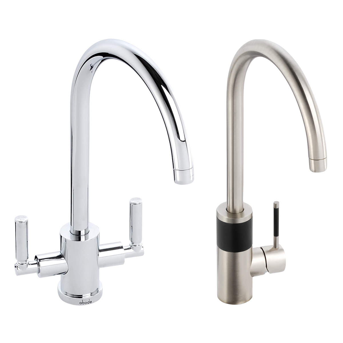 2 & 3 Way Water Filter Taps