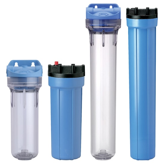 Water Cartridge Housings