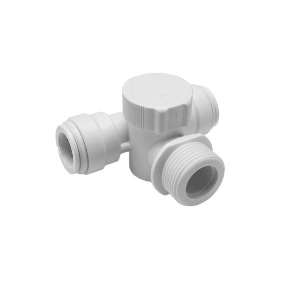 "JG Speedfit Appliance Tee | 15mm x 15mm x 3/4"" BSP 