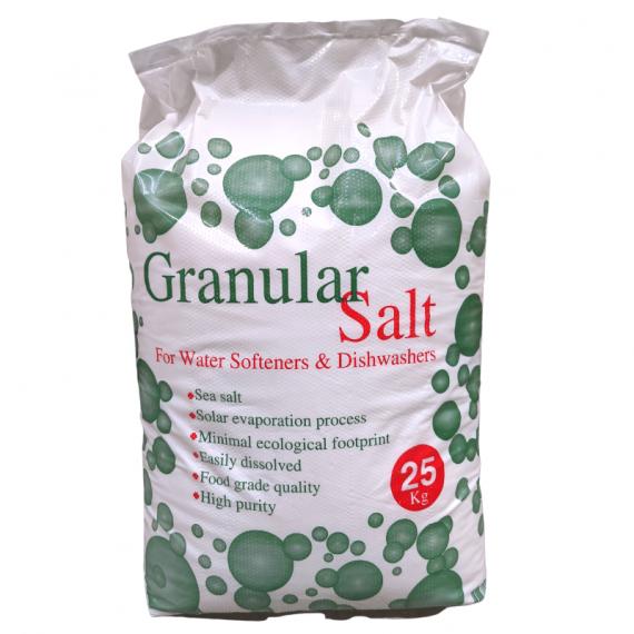 Image for Salt. Granular salt ( 25kg sack)