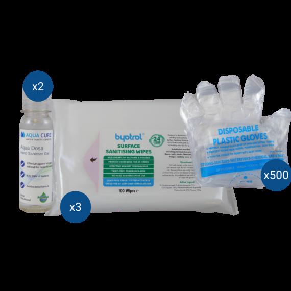 Aqua Dosa Hygiene Pack (SME)