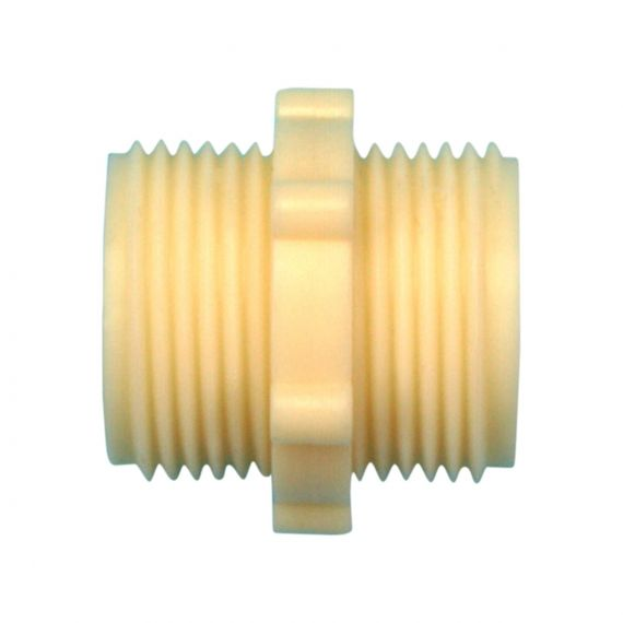 "Image for Hex  Nipple - 3/4"" Parallel Threaded"