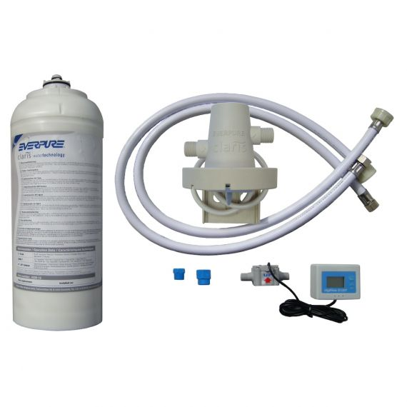 Image for Everpure Claris L Filter Kit incl Meter + Hose.