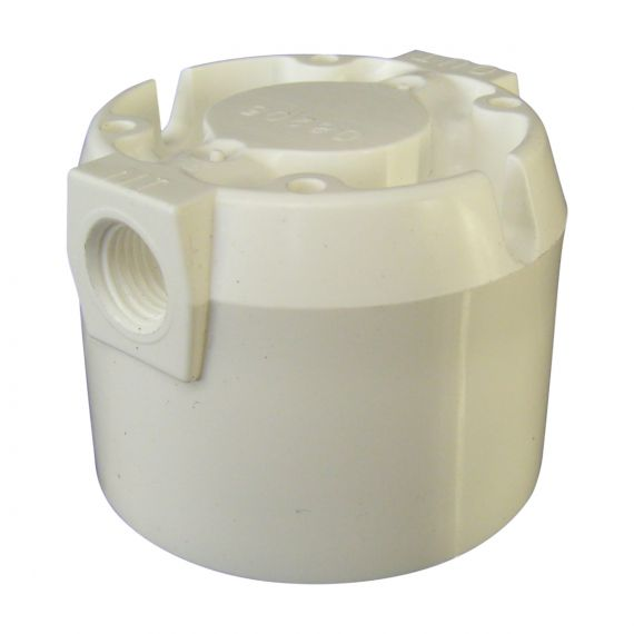 "Image for Omnipure  Valved Head    3/8"" for ""Q"" Series"