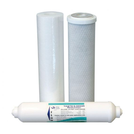 Image for Replacement Filters for ACRO4 RO System