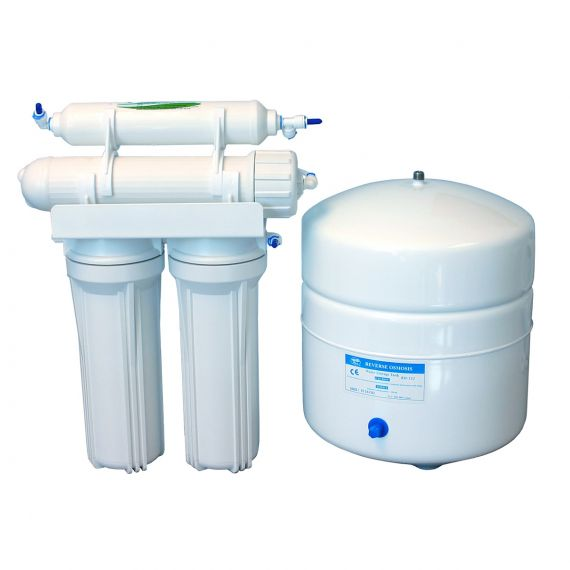Image for 4 Stage Domestic Drinking Water RO System 50 Gallons/day