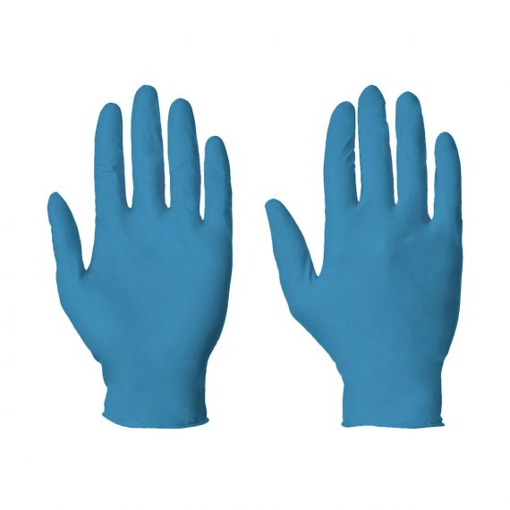 Image for Powder Free Nitrile Gloves Pack of 100 Size XL