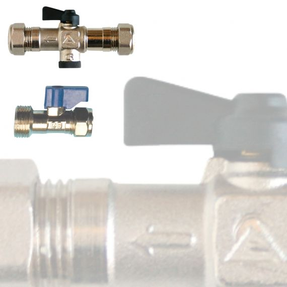 Image for Compression Isolator Valves