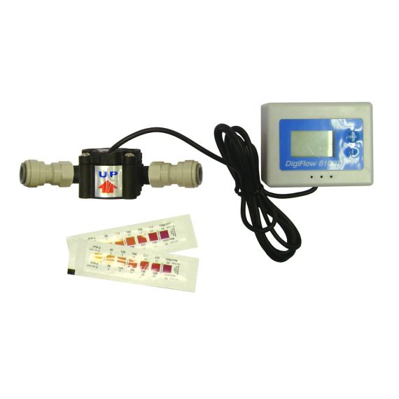"Image for Digital Water Meter & Test Kit 3/8"" PF"