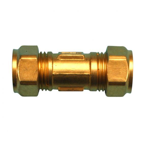 Image for Compression Non Return Valve - 15mm Comp. (Brass)