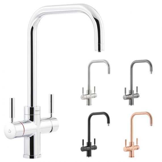 Abode Pronteau 3 in 1 Steaming Hot Tap Range | Prostyle