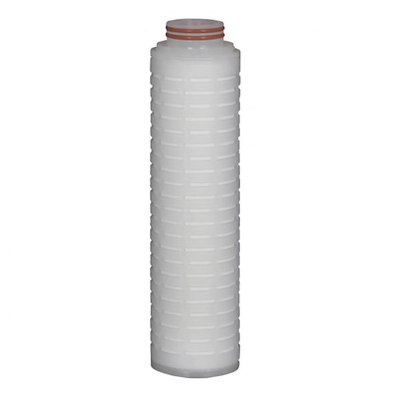Pleated Glass Fibre Water Filter | 10"