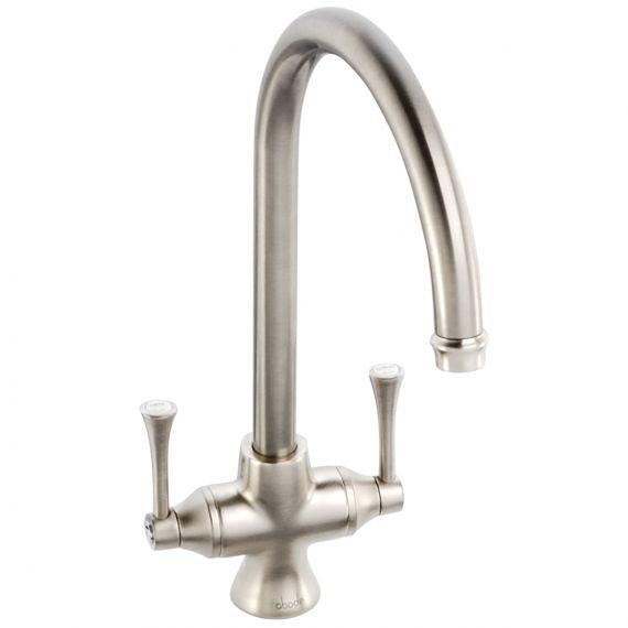 Abode Gosford Aquifier | Brushed Nickel Water Filter Tap | AT2006