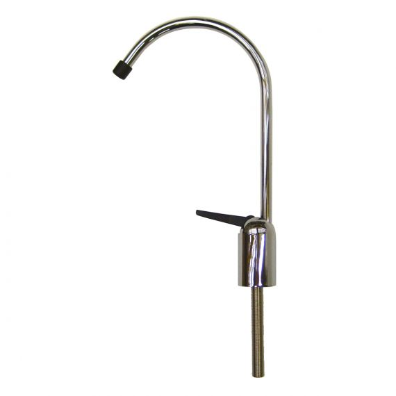 Wide Reach Tap (Bullet Style) - Chrome