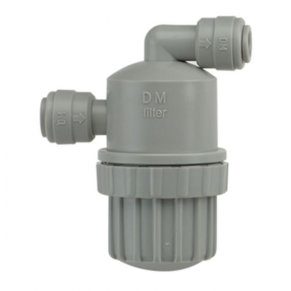 "DM Fit Filter Strainer | 1/4"" Push Fit 