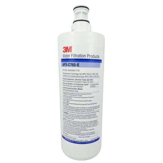 3M AP3-C765-E Water Filter Cartridge