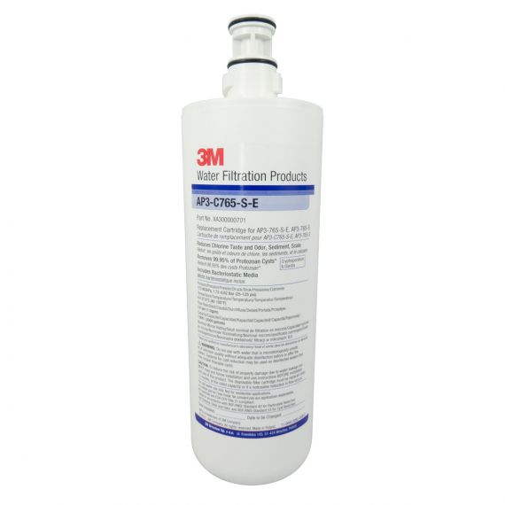 3M AP3-C765-S-E Water Filter Cartridge with Scale Inhibitor