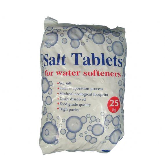 Image for Salt tablets ( 25kg sack )