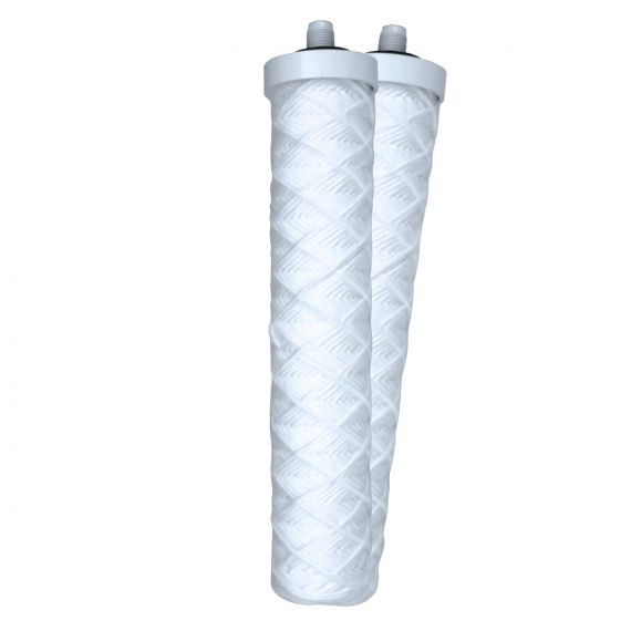 Aqua Cure Wound Polypropylene Filters - 10""