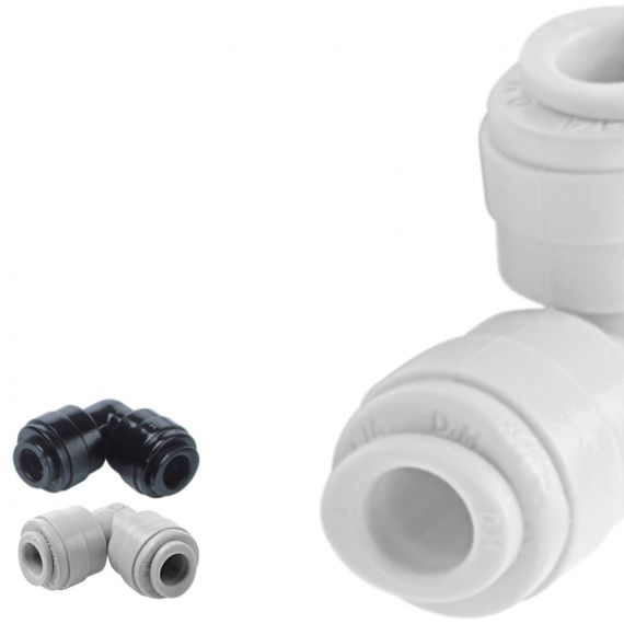 DM Fit | Plastic Push Fit | Equal Elbow