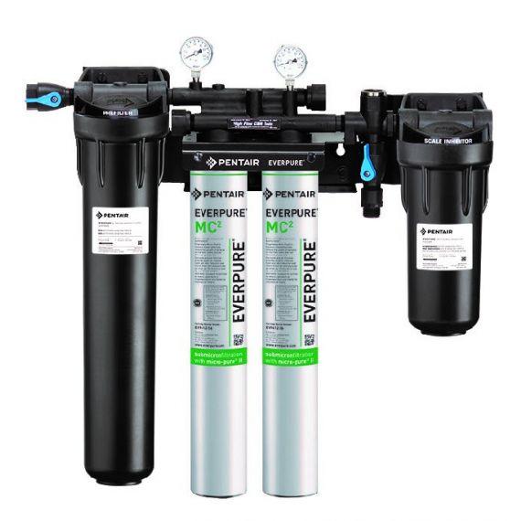 High Flow CSR Twin- MC2 System