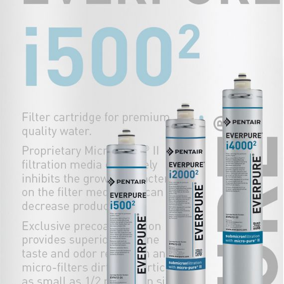 Everpure Insurice Replacement Filter Cartridge Range