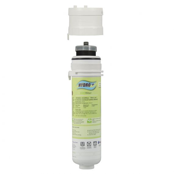Hydro+ Eco Filter System Inc. 1 Micron Carbon Block