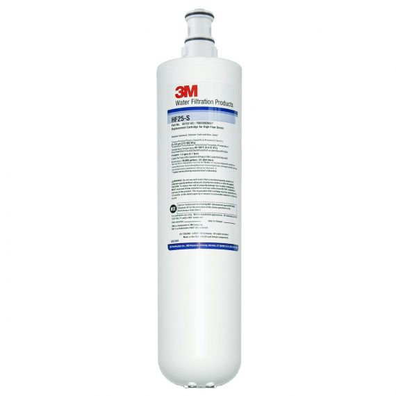 3M HF25-S Filter Cartridge - 1 Micron with Scale Inhibitor