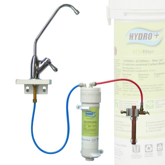 Hydro+ Eco Under Sink Water Filter Systems