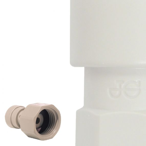 John Guest | BSP Tap Adaptor | Plastic Push Fit
