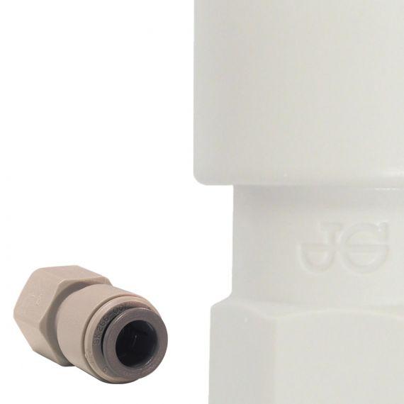 John Guest | UNS Tap Adaptor | Plastic Push Fit