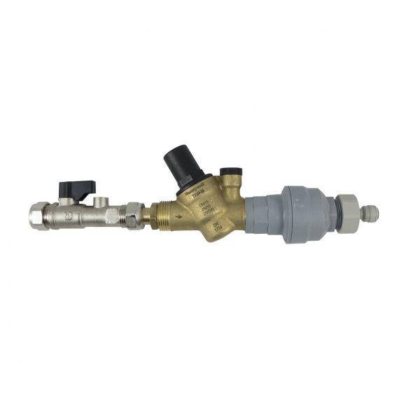 """Install Rail - IV / DCV / PRV / WB - 15mm x 1/4"""" PF"""