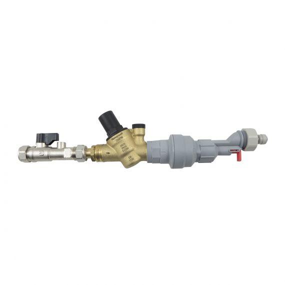 """Install Rail - IV / DCV / PRV / WB & RST - 15mm x 1/4"""" PF"""
