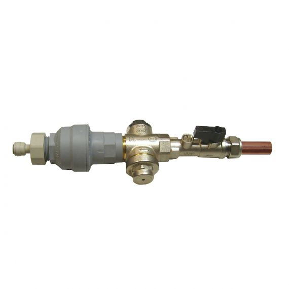 "Install Rail - IV/DCV/PRV/WB & RST - 15mm Cu Stem x 1/4"""