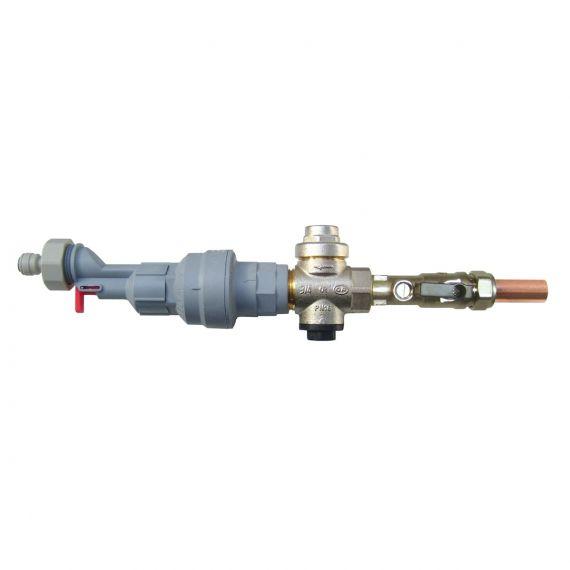 "Install Rail - IV/DCV / PRV / WB & RST - 15mm Cu Stem x 1/4"""
