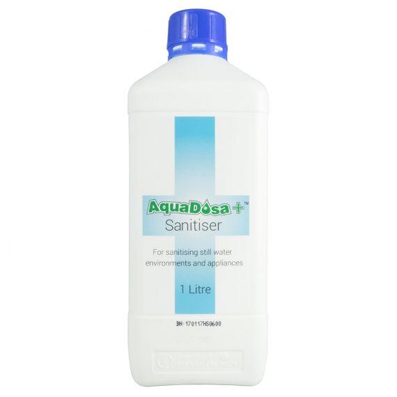 Aqua Dosa Plus Sanitising Fluid - 6% - 1 Litre Bottle