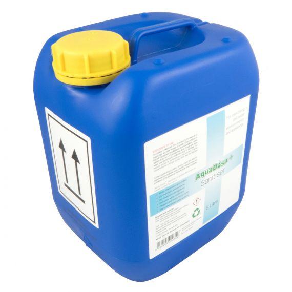 Aqua Dosa Plus Sanitising Fluid - 6% - 5 Litre Drum