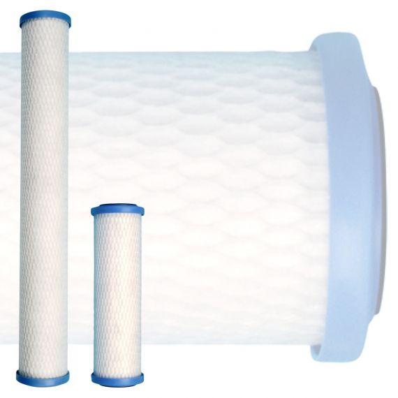 "Pentek Carbon Block Water Filters | 10"" & 20"" | 10 Micron"