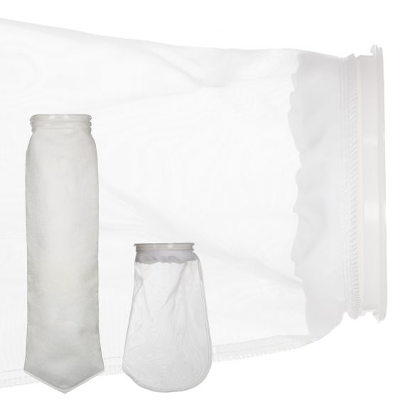 "Polypropylene Felt Bag Filters | 10"" & 20"""