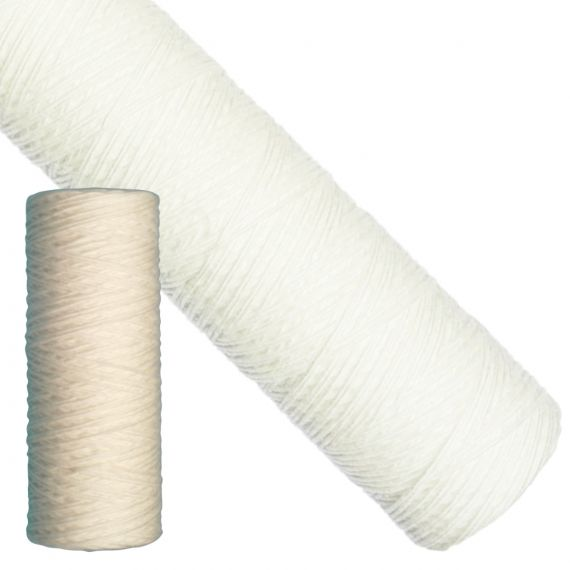 Pentek Style Wound Polypropylene Water Pre-filter Cartridges | Jumbo