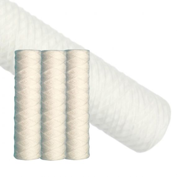 Pentek Style Wound Polypropylene Water Pre-filter Cartridges | Standard
