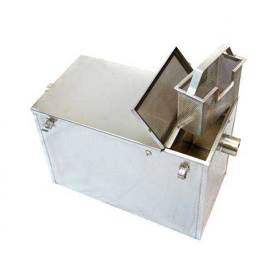 Passive (Manual) Grease Trap - 40 Litre