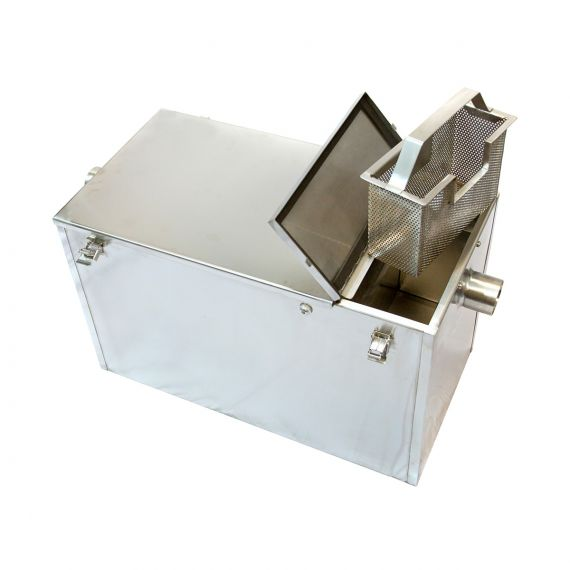 Passive (Manual) Grease Trap - 60 Litre