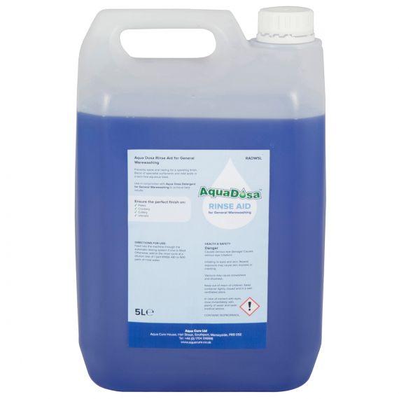 Aqua Dosa Dishwasher Rinse Aid | 5 Litres