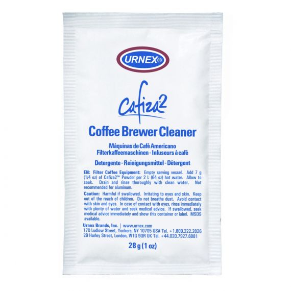 Urnex Cafiza Espresso Machine Cleaner | 28g Sachet