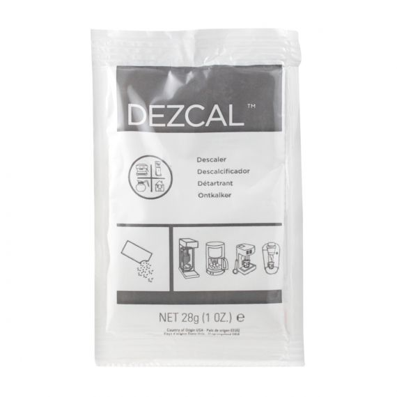 Urnex Dezcal Activated Scale Remover Powder | 28g Sachet