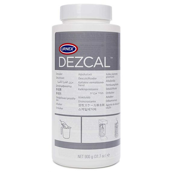 Urnex Descaler tub 900g powder