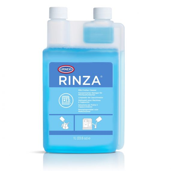 Urnex Rinza Alkaline Milk Frother Cleaner | 1 Litre