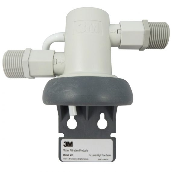 "3M VH3 Valved Head for SGP/AP3/HF Ranges - 3/4"" Male"